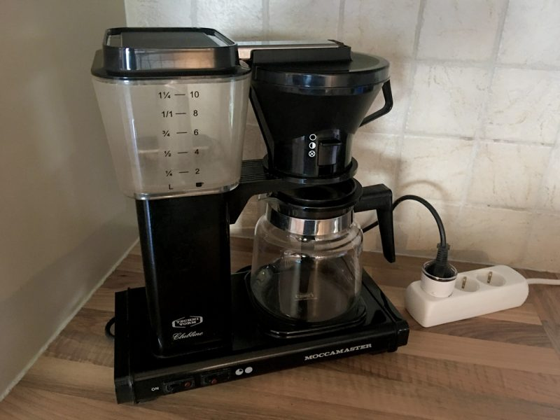 A smarter coffee maker, based on it getting power from its smart-switch
