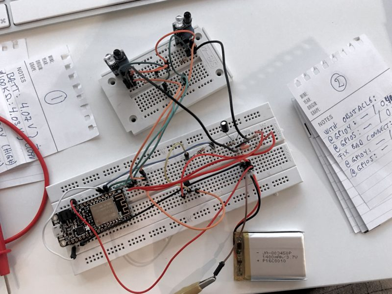 The new DIY smart-product in development